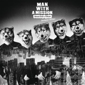 MAN WITH A MISSION - Dead End in Tokyo European Edition アートワーク