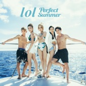 lol-エルオーエル- - perfect summer-special edition- - EP アートワーク
