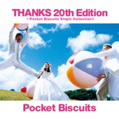 ポケットビスケッツ - THANKS 20th Edition ~Pocket Biscuits Single Collection+ アートワーク