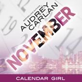 Audrey Carlan - November: Calendar Girl, Book 11 (Unabridged)  artwork