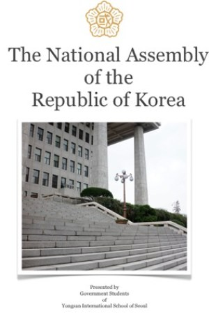 read online The National Assembly of the Republic of Korea