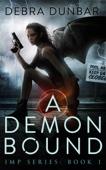 Debra Dunbar - A Demon Bound  artwork