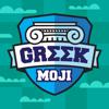 Lynda Underwood - GreekMoji - Zeta Tau Alpha Sticker Pack アートワーク