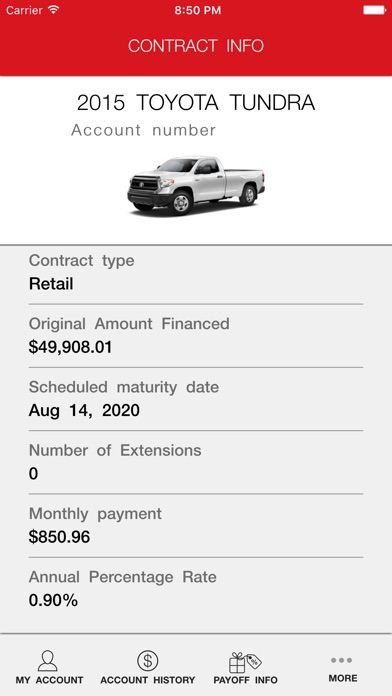 Mytfs Toyota Financial Services On The App
