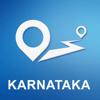 Siarhei Zaturanau - カルナタカ州、イント オフラインGPS ナヒケーション&地図 アートワーク