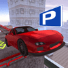 Psychotropic Games - 3D Hollywood Roof Top Stunt Parking - Real Car Driving Simulator Game PRO アートワーク