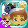 Kriscia Co - Mega Dog Running Adventure Pro. 新しいゲーム 子供のための実行中の犬 あなたのペット 最高の犬のジャンプ アートワーク