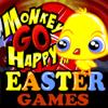 Robin Vencel - Monkey GO Happy Easter Games アートワーク