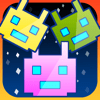 Pandora Saga - Geometry Jumper Tappy - Jumping Adventure Avoid The Blocks アートワーク