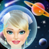 Peachy Games LLC - Space Girl Salon - Makeup and Dress Up Kids Game アートワーク