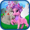 Aziz Fatima - Flying Pony Makeover Pony Saga Girls Games Pro アートワーク