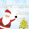 Trung Tran - Here Comes Santa Claus - Merry Christmas アートワーク