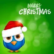 Christmas wallpaper – Xmas tree cards light santa & more background