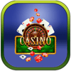 Thiago Souza - Grand Casino In The Night -- Slots Machine アートワーク