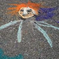 Weekly Photo Challenge: Street Art – Selfie
