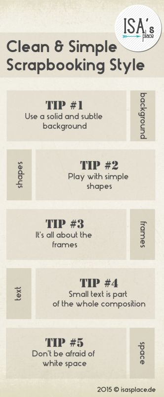 CleanScrapbooking_Tips
