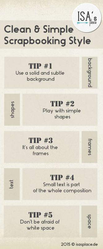 CleanScrapbooking_Tips