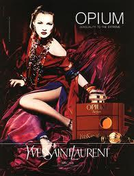 opium ad