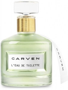 carven bottle