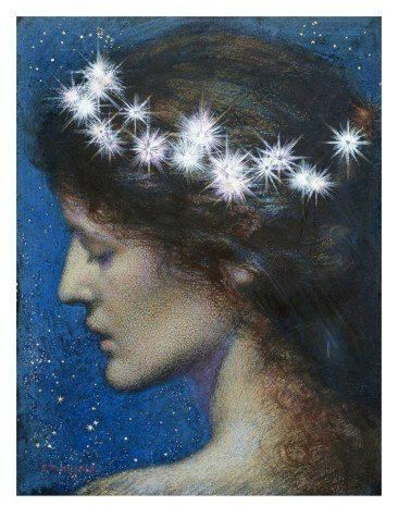 painting by Edward Robert Hughes