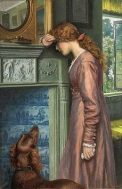 a passing cloud arthur hughes
