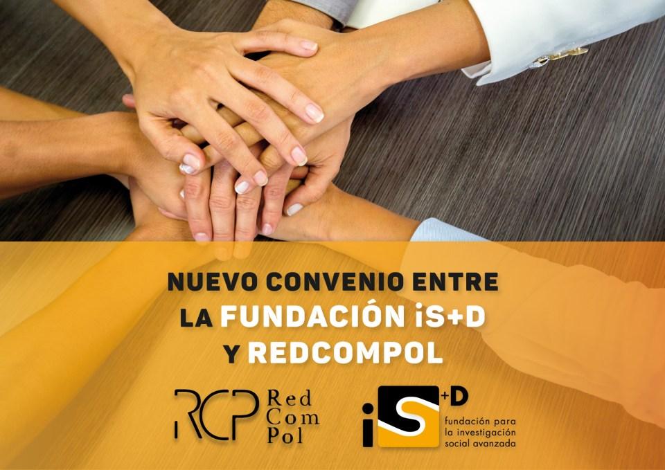 Convenio RedComPol
