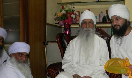 Sant Baba Maan Singh Ji Visit Rara Sahib