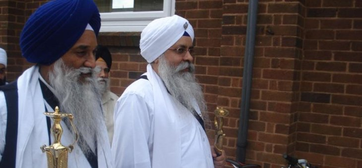 Jathedar UK Visit Ajit Newspaper Jalandhar Article