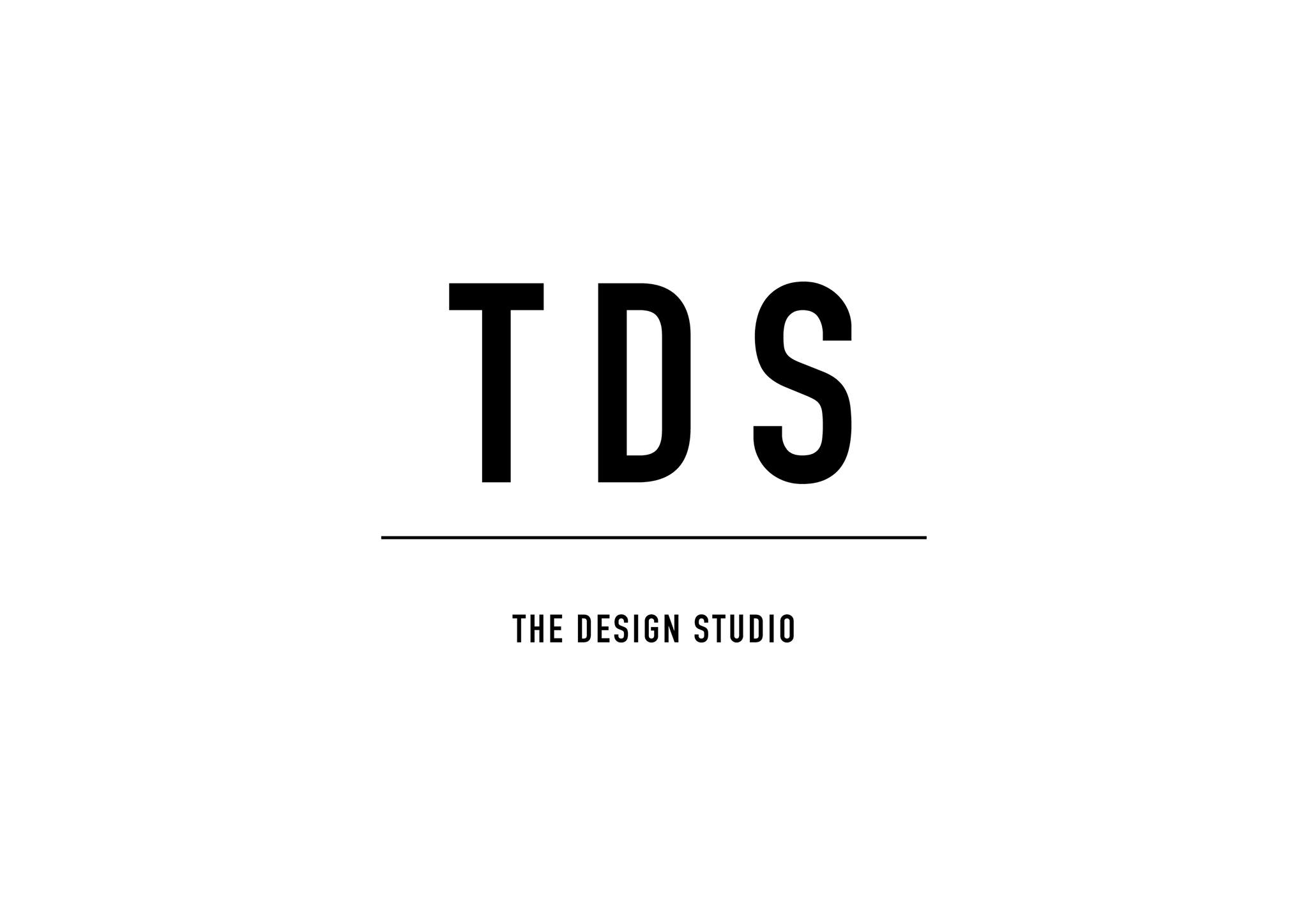 Isi Peters models for The Design Studio Logo