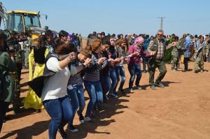 Jinwar – Ökologischer Neuanfang der Frauen von Rojava