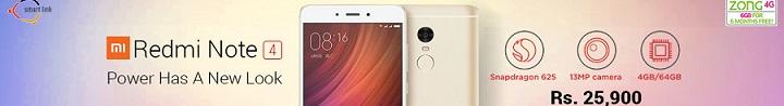 Xiaomi Note4 daraz