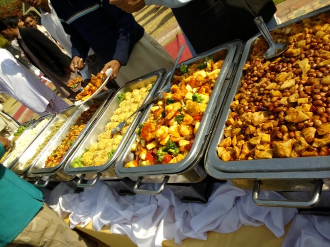 Chinese cuisine at Food Festival in Islamabad
