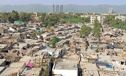 islamabad slums