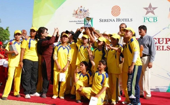 Girls Cricket Cup tournament held in Islamabad boost confidence among young Pakistani girls
