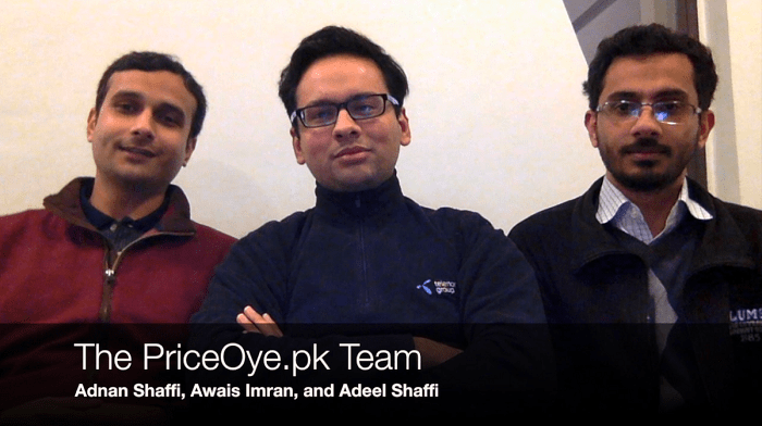 Team of PriceOye.pk - Pakistan's leading price comparison website