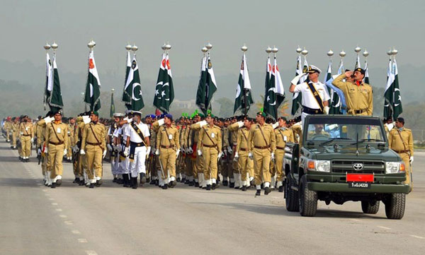 Islamabad traffic plan issued for Pakistan Day parade 2018