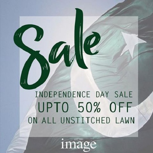 Image Fabrics Independence Day sale