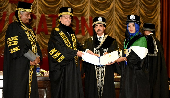 400 Engineering students awarded degrees at NUST convocation