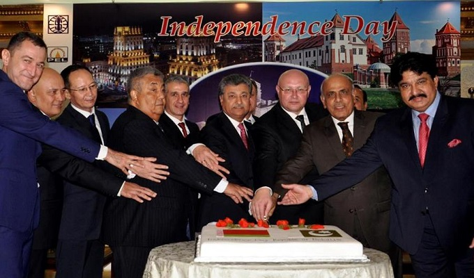 Independence Day of Belarus marked in Islamabad