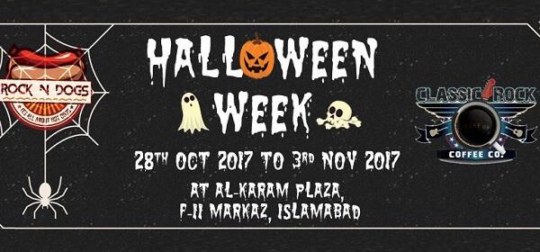 classic rock Islamabad halloween