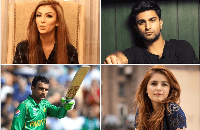 These are the most Googled people in Pakistan in 2017