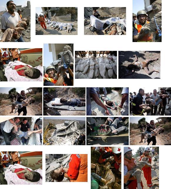 Korban Kekejaman Zionis Yahudi