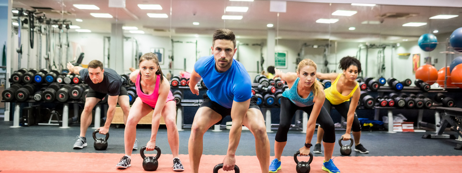 Group fitness schedules island gym