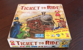 Ticket to Ride SdJ cover