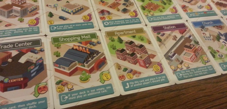 This Way Up (A review of Flip City)