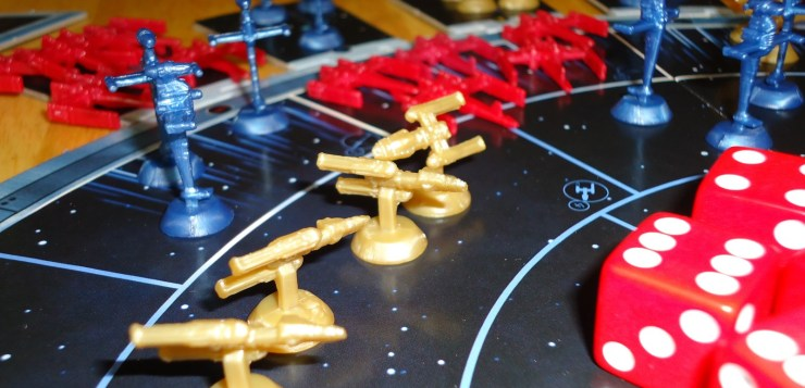 Judge Me By My Name, Do You? (A Review of Risk: Star Wars 2015 Edition)