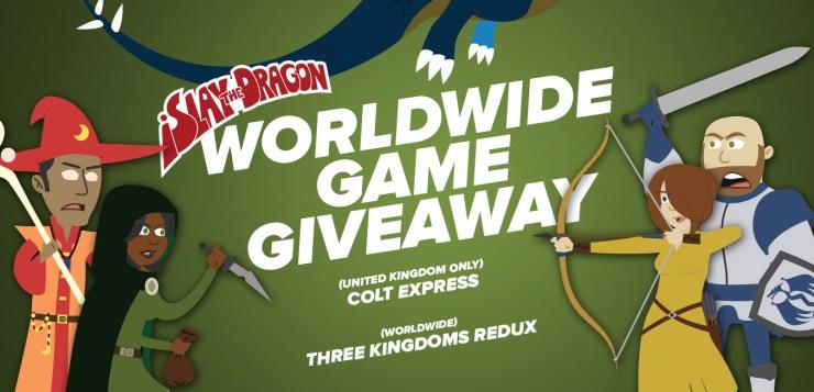 Worldwide Game Giveaway!