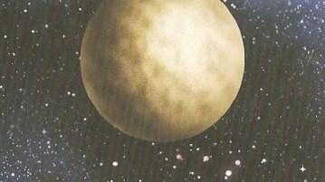 That's no dwarf planet!