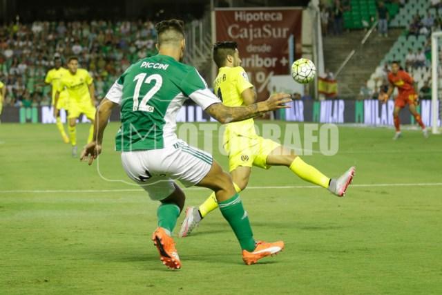 Betis 1 Villareal 1-26