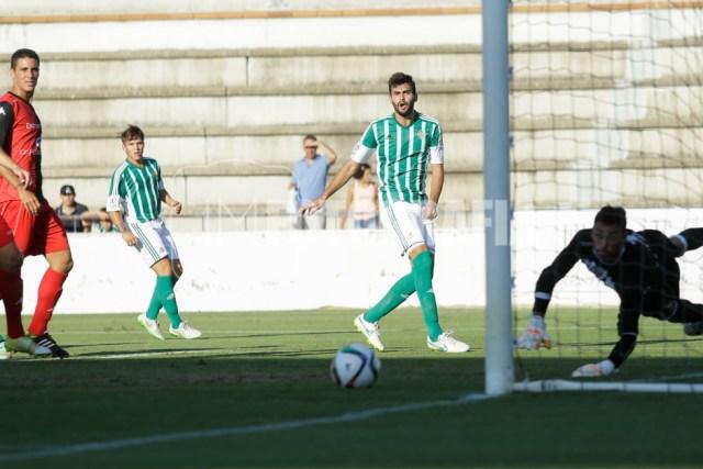 Betis B 0 Mérida 1-24